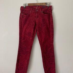 Lucky Brand Legend Charlie Skinny Jeans